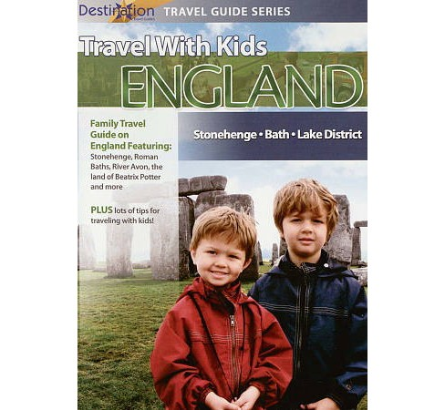 Travel With Kids:England (DVD) - image 1 of 1