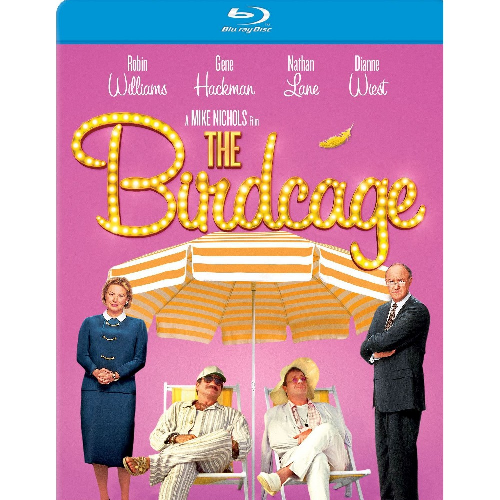 The Birdcage (Blu-ray), Movies