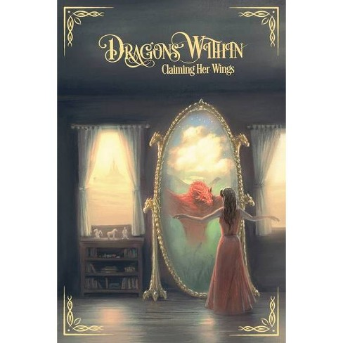 Dragons Within - by  Charleigh Brennan (Paperback) - image 1 of 1