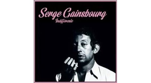 Serge Gainsbourg - Indifferente (Vinyl) - image 1 of 1