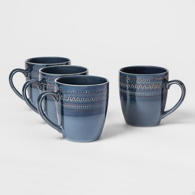 Kingsland Coffee Mug 15.5oz Stoneware - Threshold™