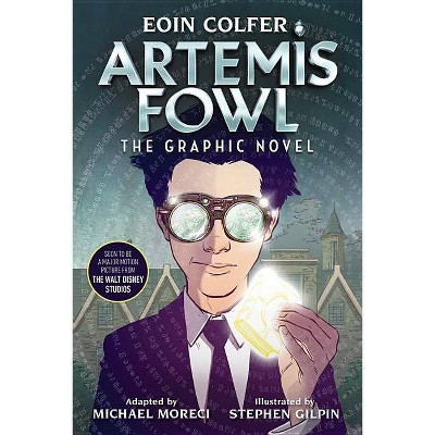 Eoin Colfer Artemis Fowl : The Graphic Novel -  New by Eoin Colfer & Michael  Moreci (Paperback)