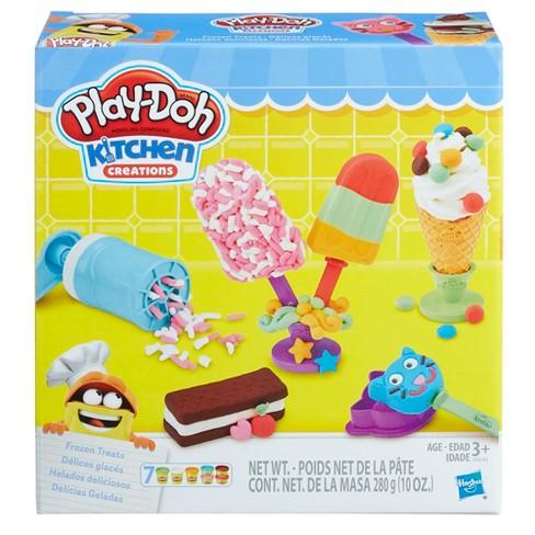 Play Doh Kitchen Creations Frozen Treats Target