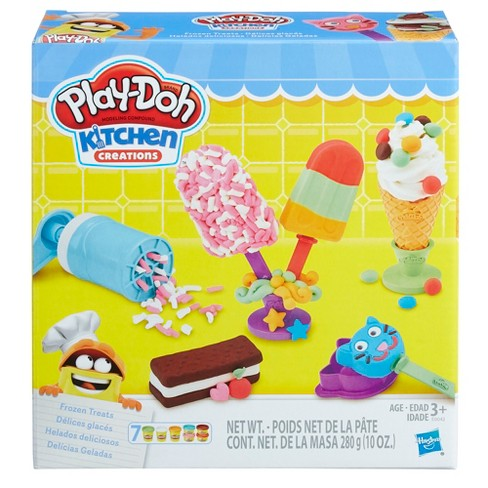 play doh kitchen creations frozen treats target - Kitchen Creations