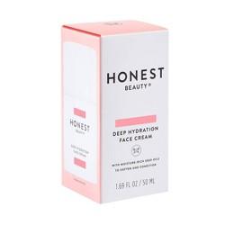 Honest Beauty Deep Hydration Face Cream - 1.69 fl oz