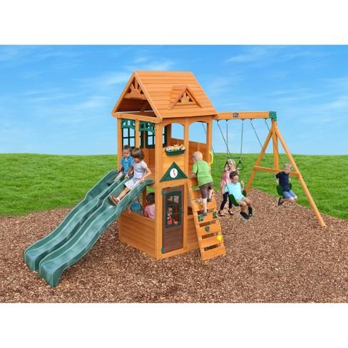 Kidkraft Westbury Swing Set Target