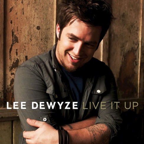 Lee DeWyze - Live It Up (CD) - image 1 of 1
