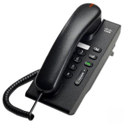 Cisco CP-6901-CL-K9= Unified Slimline IP Handset - Charcoal