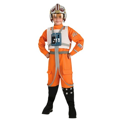 Star Wars Kids' X-Wing Fighter Pilot Costume - image 1 of 1
