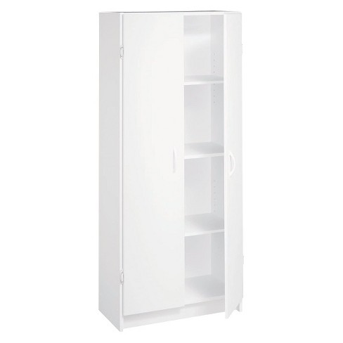 ClosetMaid Pantry Cabinet White - image 1 of 4