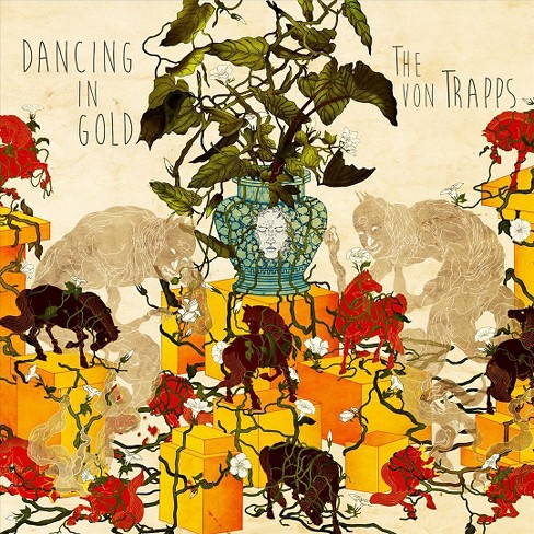 Von trapps - Dancing in gold (CD) - image 1 of 2