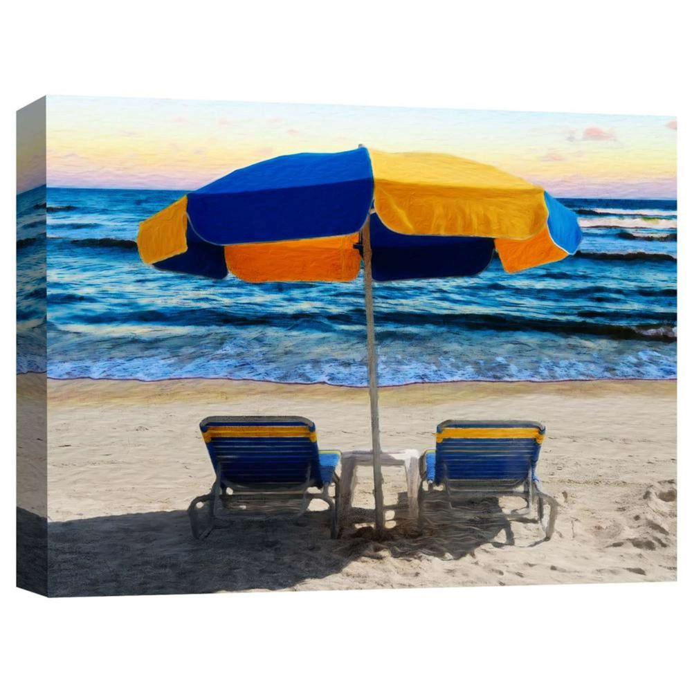 14 34 X 11 34 Next To The Beach Decorative Wall Art Ptm Images