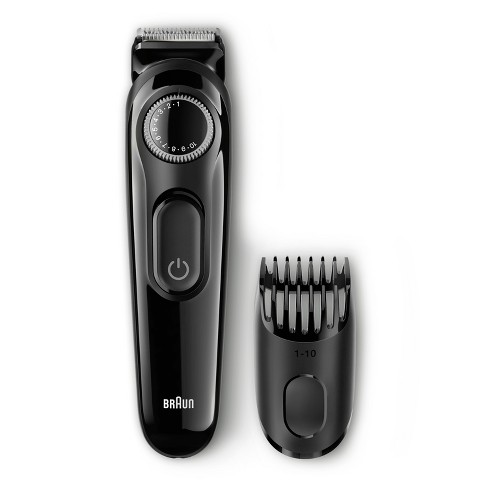 Braun BT3020 Men's Rechargeable Electric Beard Trimmer - image 1 of 7