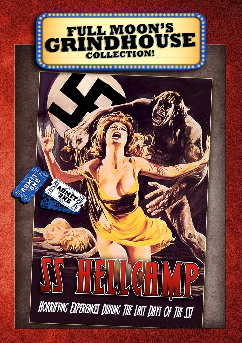 Ss hellcamp (DVD) - image 1 of 1