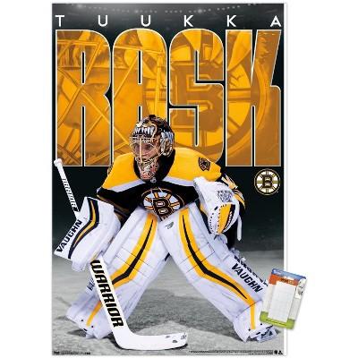 Trends International NHL Boston Bruins - Tuukka Rask 18 Unframed Wall Poster Prints