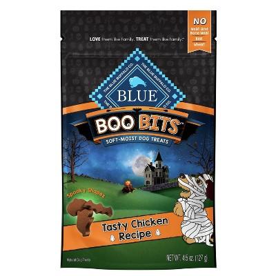 Blue Buffalo Chicken Bits Dog Treats - 4.5oz