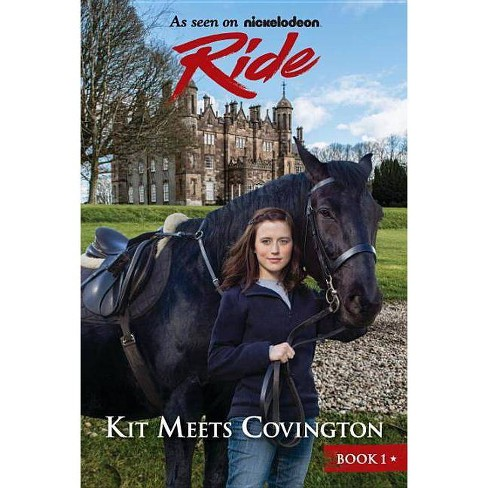 Ride: Kit Meets Covington - by  Bobbi Jg Weiss (Paperback) - image 1 of 1