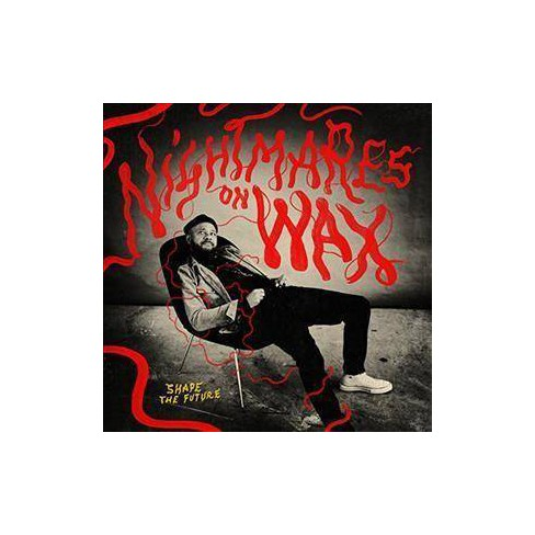 NIGHTMARES ON WAX - Shape The Future (CD) - image 1 of 1