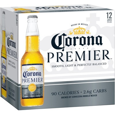 Corona Premier Beer - 12pk/12 fl oz Bottles