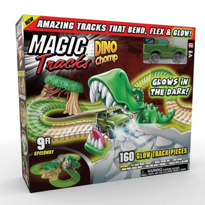 As Seen on TV Magic Tracks Dino Chomp