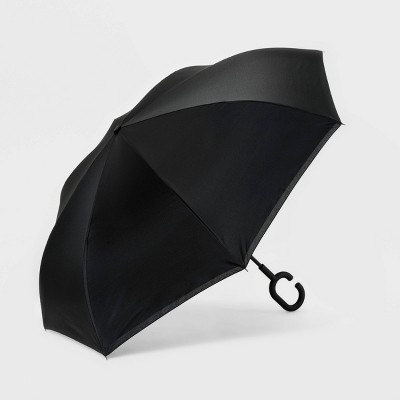 ShedRain Reversible Women's UnbelievaBrella Stick Umbrella