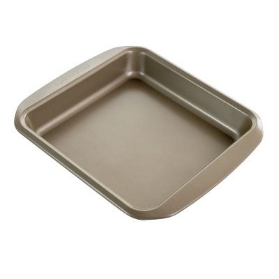 "Kenmore Elite 8"" Nonstick Carbon Steel Square Cake Pan"