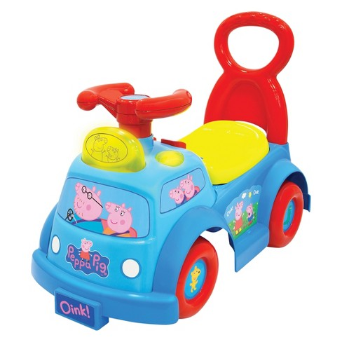 Peppa Pig Lights & Sounds Beach Buggie - image 1 of 4