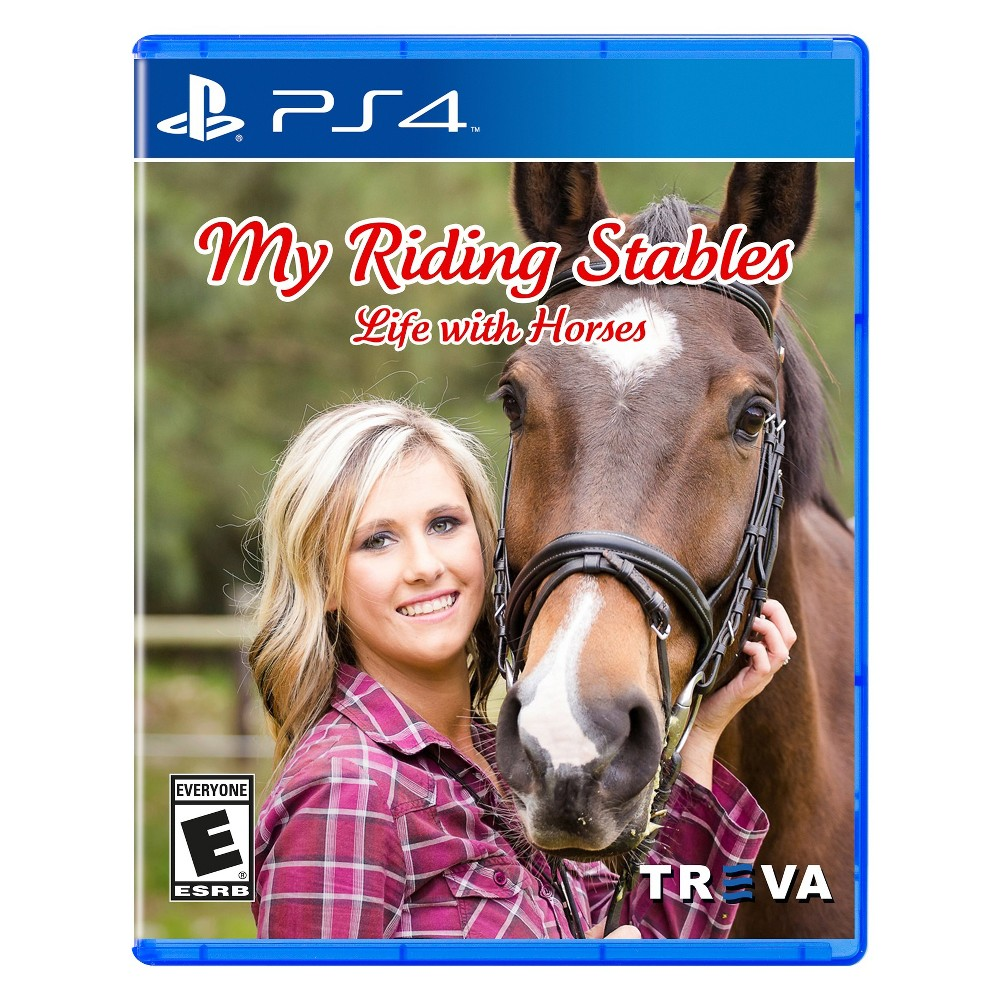 My Riding Stables: Life with Horses - PlayStation 4