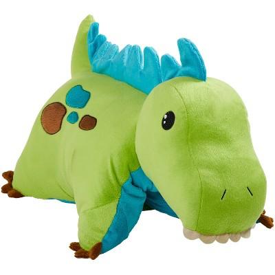 Green Dinosaur Plush - Pillow Pets