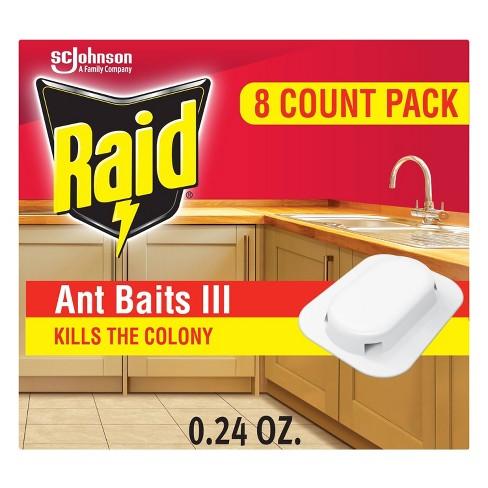 Raid Ant Baits III, 8ct - image 1 of 4