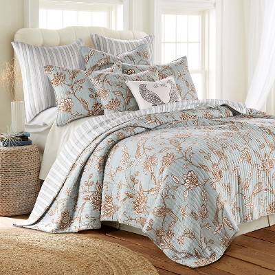 Tanzie Quilt and Pillow Sham Set - Levtex Home