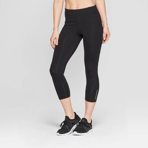 b027f3c4d303 Women s Activewear Mid-Rise Leggings - C9 Champion® Black XXL   Target