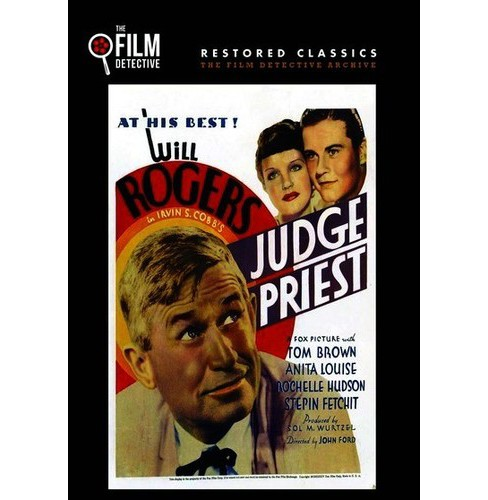 Judge Priest (DVD) - image 1 of 1
