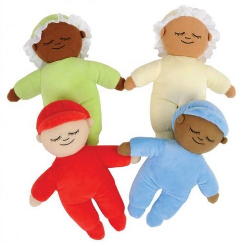 Sweet Kaplan Kuddle Dolls - image 1 of 1