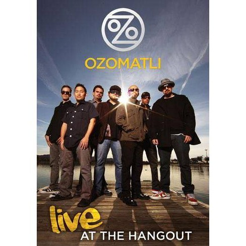 Ozomatli: Live at the Hangout (DVD) - image 1 of 1
