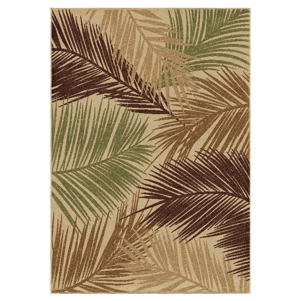 Orian Rugs Island Breeze Napa Indoor/Outdoor Area Rug, Multicolored