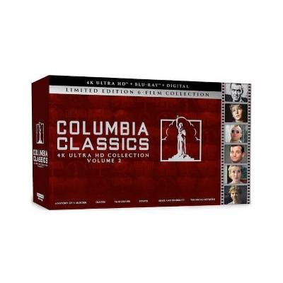 Columbia Classics 4K Ultra HD Collection Volume 2