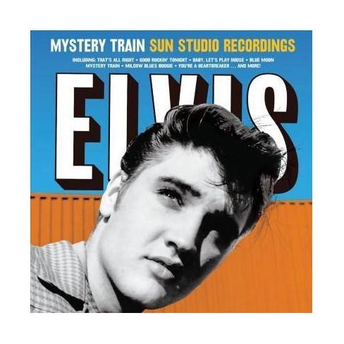 Elvis Presley - Mystery Train Sun Studio Recordings. (Vinyl) - image 1 of 1