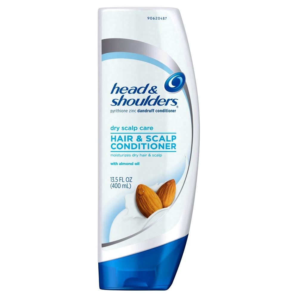 Head & Shoulders Dry Scalp Care Dandruff Conditioner with Almond Oil - 13.5 fl oz