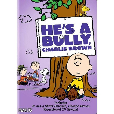 Peanuts: He's a Bully, Charlie Brown (DVD)(2015)