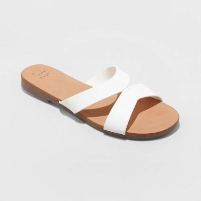 Women's Catie Slide Sandals - A New Day™