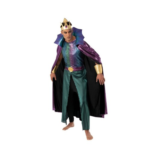 Men's King Neptune Halloween Costume XL - image 1 of 1
