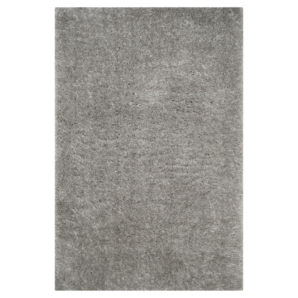 Indie Shag Rug - Gray - (4'X6') - Safavieh