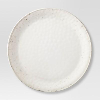 Melamine Dinner Plates 10.5  Cream Set of 4 - Threshold™
