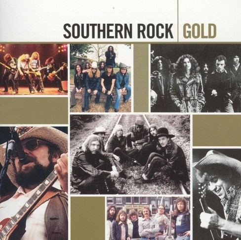 Various - Gold:Southern Rock (CD) - image 1 of 1