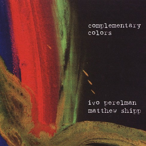 Ivo perelman - Complementary colors (CD) - image 1 of 1
