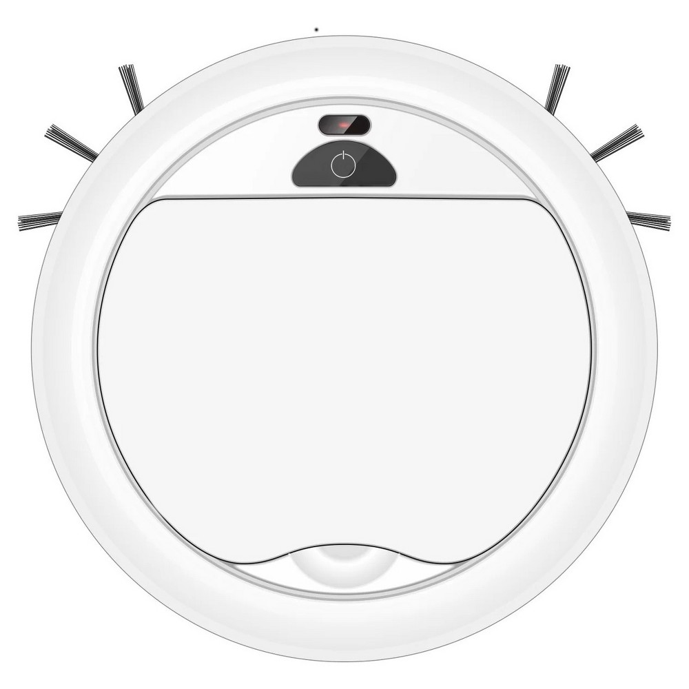 Super Maid RV218 Robotic Vacuum, White
