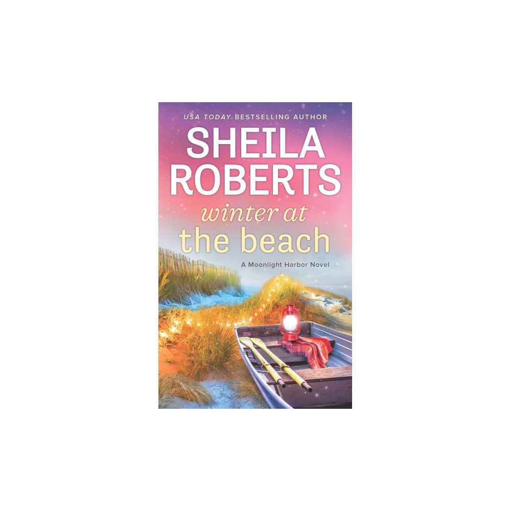 Winter at the Beach - (Moonlight Harbor) by Sheila Roberts (Paperback)