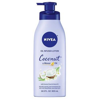 Nivea Coconut and Monoi Oil Infused Lotion - 16.9 fl oz