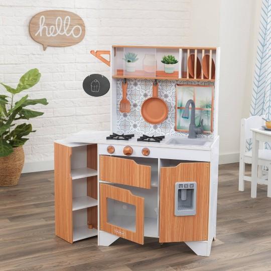 KidKraft Taverna Play Kitchen image number null